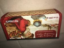 Pier 1 Imports Cranberry SPice Scented Bar Soap 10 oz. (283 g)  NEW Sealed