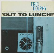 ERIC DOLPHY  CD  OUT TO LUNCH !  BLUE NOTE