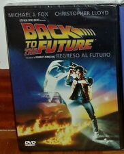 REGRESO AL FUTURO-BACK TO THE FUTURE-DVD-PRECINTADO-NUEVO-NEW-SEALED-AVENTURAS
