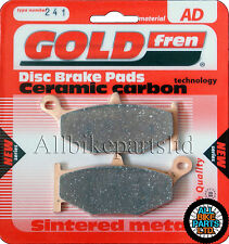 Suzuki GSR 400 Rear Sintered Brake Pads 2006-2008 - Goldfren - GSR400 GSR-400