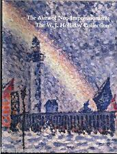 The aura of neo-impressionism the WJ Holliday collection auction