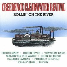 Rollin' on the River by Creedence Clearwater Revival (Cassette, Sep-1999) NEW