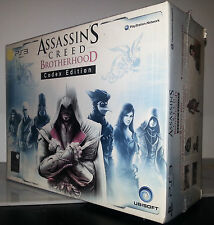 ASSASSIN'S CREED BROTHERHOOD CODEX EDITION PS3 nuovo sigillato EDIZIONE ITALIANA