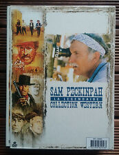 Coffret 6 DVD-Sam Peckinpah-la légendaire collection western