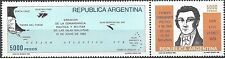 Argentina 1982 COMMAND of MALVINAS, Map/Verne (Falklands) UHM SG1762-3 CV £4.40