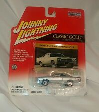1969 PLYMOUTH ROAD RUNNER    2002 JOHNNY LIGHTNING CLASSIC GOLD COLLECTION  1:64