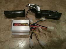 Razor E500S ES500 E500- Upgraded Throttle and Controller, electrical kit