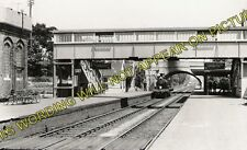 Axminster Railway Station Photo. Chard - Seaton Jct. Yeovil to Honiton Line. (1)