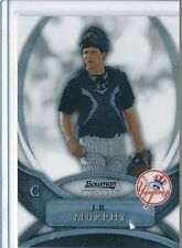 2010 Bowman Sterling Ref Refractor JR J.R. John Ryan Murphy Rc #199/199 Last One
