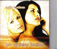 Sonia&Selena-Yo Quiero Bailar cd single