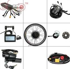 "48v 1500w 700C/29"" Front Wheel Ebike Conversion Kit Sine Wave Controller+LCD3"