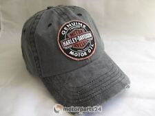 Harley Davidson Genuine Oil Patch Baseball Cap Kappe Mütze 99411-16VM
