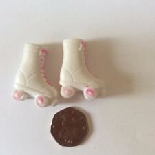 1987 CALAFORNIA DREAM BARBIE - ROLLER SKATING MIDGE #4442E - ROLLER SKATES