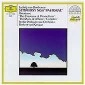 Beethoven: Symphony No.6  DISC UNMARKED  = FREE first class post BOX 19