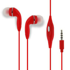 3.5 mm Hands Free Earphones Headphones Headset With Mic For BlackBerry Tour 9630