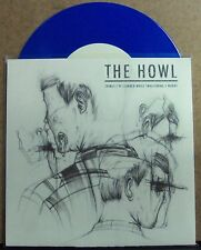 """THE HOWL Things I've Learned While Swallowing Swords 7"""" NEW blue vinyl w/dl"""