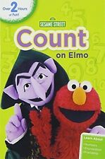 Sesame Street: Count On Elmo (2015, REGION 1 DVD New)