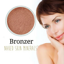 Mineral Makeup Bronzer - Bare / Naked Skin Minerals by NCInc 10ml Jar ( 3g )