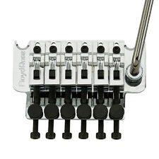 Floyd Rose Original Chrome Tremolo kit FRT100 with R2/R3/R4 nut German made NEW