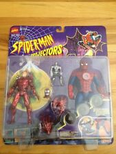 Spiderman Projectors 3-pack Canadian Edition 1997 With Carnage