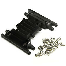 Alum Alloy Bottom Base Mount Middle Center Skid Plate For SCX10 90046 RC Cars