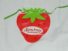NEW STRAWBERRY SHORTCAKE~8--LOOT--TREAT BAGS  PARTY SUPPLIES