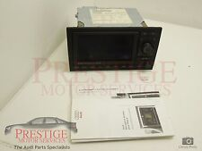 Audi A4 B7 Cabriolet RNSE Navigation Plus Stereo Head Unit 8H0035192A