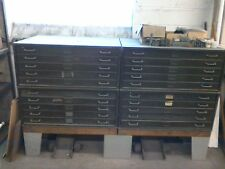 LYON / STEEL EQUIPMENT CO. FIVE DRAWER METAL CABINET UNIT !  SHIPPING DISCOUNT