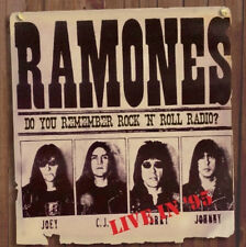 Do You Remember Rock 'N' Roll Radio Live In '95 - Ramones (2015, CD NIEUW)