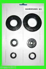 Kawasaki H1 500 KH500 Engine Oil Seals! 1969 1970 1971 1972 1973-1976 Motorcycle