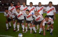 River plate (argentine) home football shirt 2004
