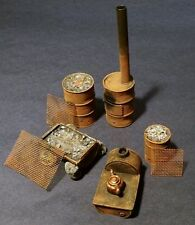 Reality In Scale 35209 - Improvised Drum Stoves - 1:35 scale diorama accessories
