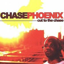 CD CHASE PHOENIX CUT TO THE CHASE RARE RAP~NEAR MINT!!!