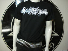 SATANIC WARMASTER.NEW X-L.SHIRT.BLACK METAL.MAYHEM.MARDUK.DIMMU BORGIR.GORGOROTH