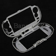 1xProtective Clear Crystal Hard Guard Case Cover Skin Shell for Sony PS Vita PSV