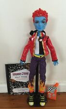 Monster High Doll Holy Hyde 1st First Wave Accessories