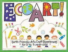 Ecoart!: Earth-Friendly Art and Craft Experiences for 3-To 9-Year-Olds (Williams