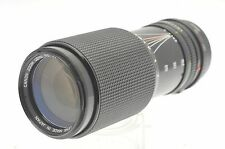 Canon 70-210mm (110-300mm) Canon EF-M Mirrorless mount Digital fitting Zoom LENS