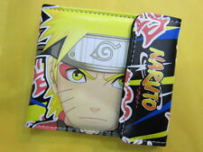 New Uzumaki Naruto うずまきナルト Anime Cosplay Bag Wallet Purse Clip (1075143)