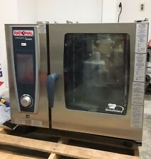 Rational SCC 61 Self Cooking Combi Oven GAS