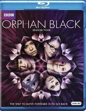 Orphan Black: Season Four (DVD,2016)