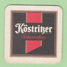 Bierdeckel  Köstritzer Schwarzbier - NUR 1x Versandkosten