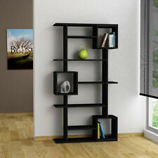 Smart Book shelving unit  - nClans (Black)