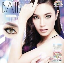 Contact Lenses Soft Cosmetic Cosplay Color Lens Sweety Batis Brown