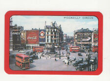 Playing Swap Cards = 1 Single *A56 Piccadilly Circus Coca Cola Joker Jokers