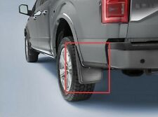 15 16 Ford F-150 Mud Flaps Mud Guards Splash Guard Molded w/o Flares Front &Rear