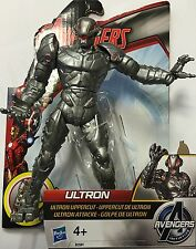Avengers Action Figures 15 cm - Ultron Mighty Battlers Hasbro  Marvel
