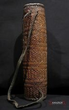 Old Large Rice Beer Container - Nepal