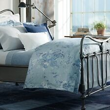 Ralph Lauren Indigo Montauk Full/Queen Duvet Cover $355
