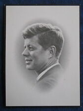 President John F. Kennedy original White House sanctioned Mass card JFK 1963